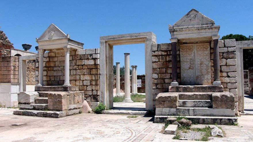 Manisa'daki gizli hazine: Sardes!