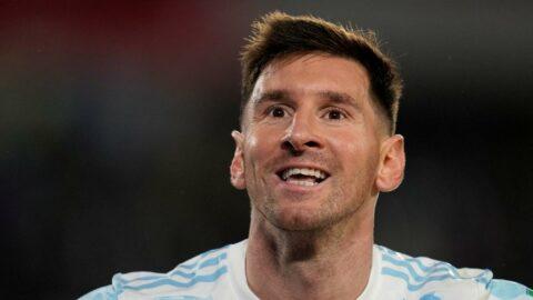Pele'yi geçen Messi tarih yazdı! Gözyaşları içinde..