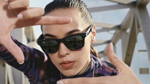 Facebook Ray-Ban ortaklığında geliştirdiği akıllı gözlüğünü tanıttı