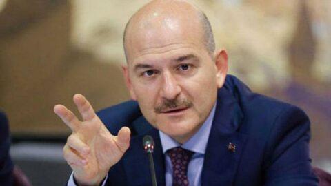 Bakan Soylu'dan kaçak göçmen açıklaması