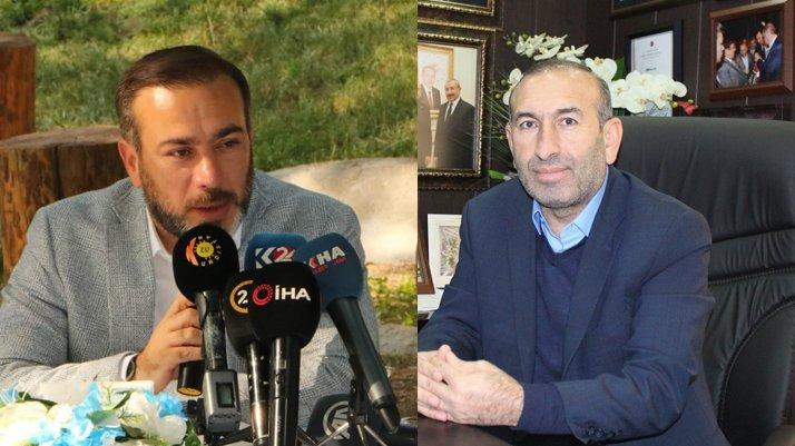 AKP'li il başkanı ve yardımcısı arasında 'para krizi'