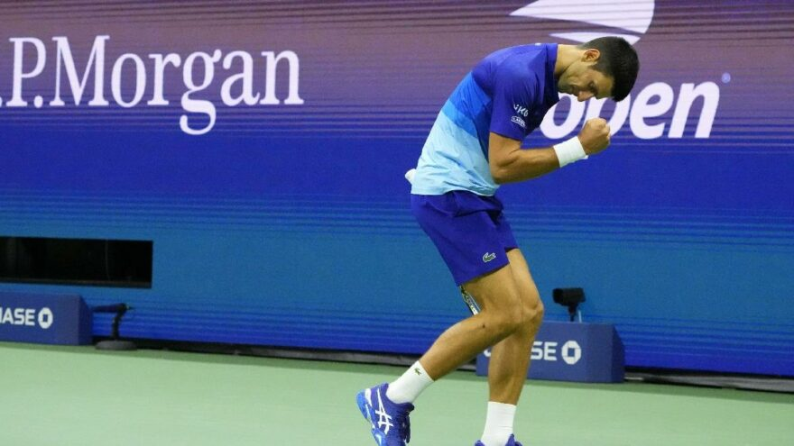 Amerika Açık'ta Novak Djokovic-Daniil Medvedev finali