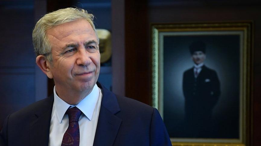 Mansur Yavaş: Ankara'da yanan bağımsızlık meşalesi ülkemizi daima aydınlatacak
