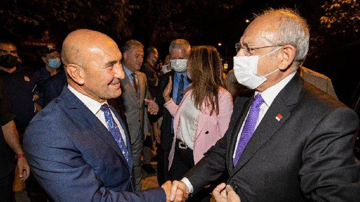 CHP lideri Kılıçdaroğlu, Kültür Zirvesi'nin galasına katıldı