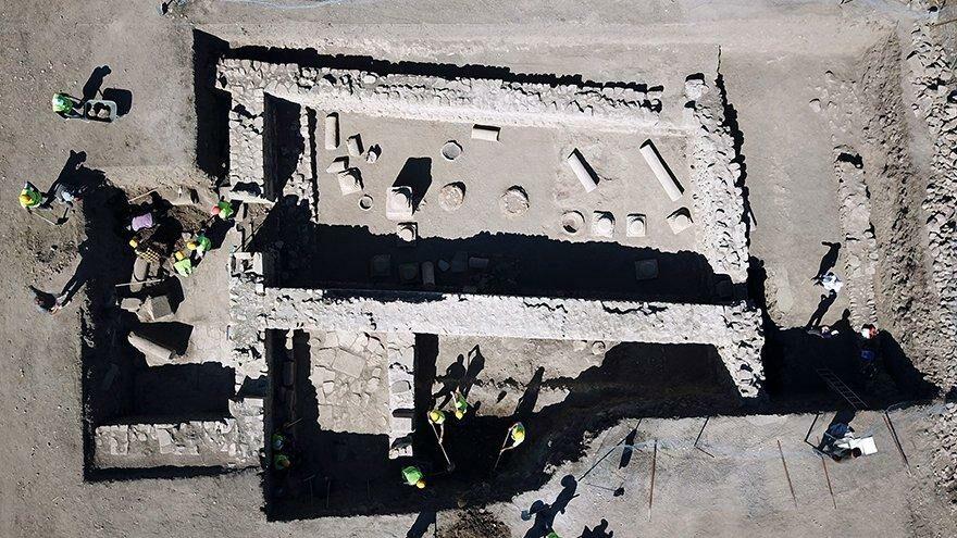 Satala Antik Kenti'nde 5 bin yıllık bulgulara rastlandı