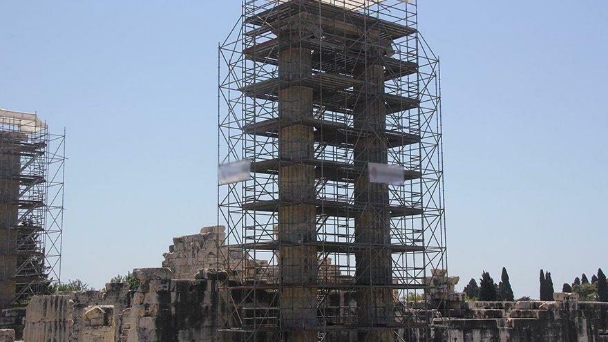 Tarihi tapınakta yüzyıllar sonra bir ilk yaşanacak