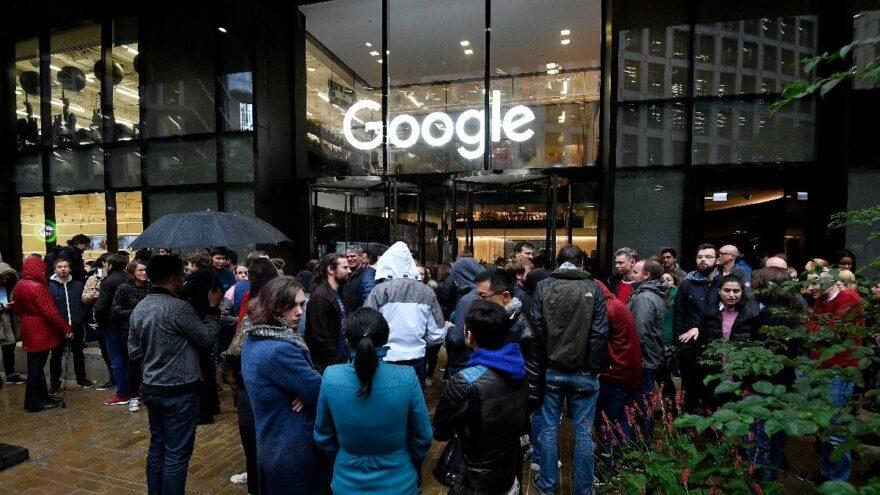 Binlerce çalışan etkilendi… Dünya devi Google'dan düşük maaş skandalı