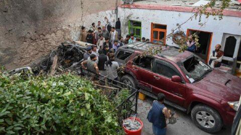 ABD terörist diye vurmuştu... Kabil'de öldürülen yardım görevlisi çıktı