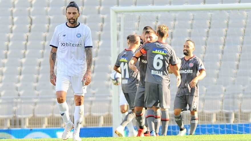 Fatih Karagümrük, Adana Demirspor'u gole boğdu: 4-0