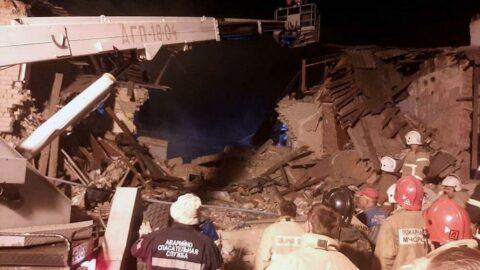 Rusya'da doğal gaz patlaması: Biri çocuk, üç ölü