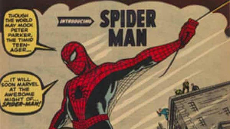 Örümcek Adam'ın ilk sayısı tarihi rekor kırdı