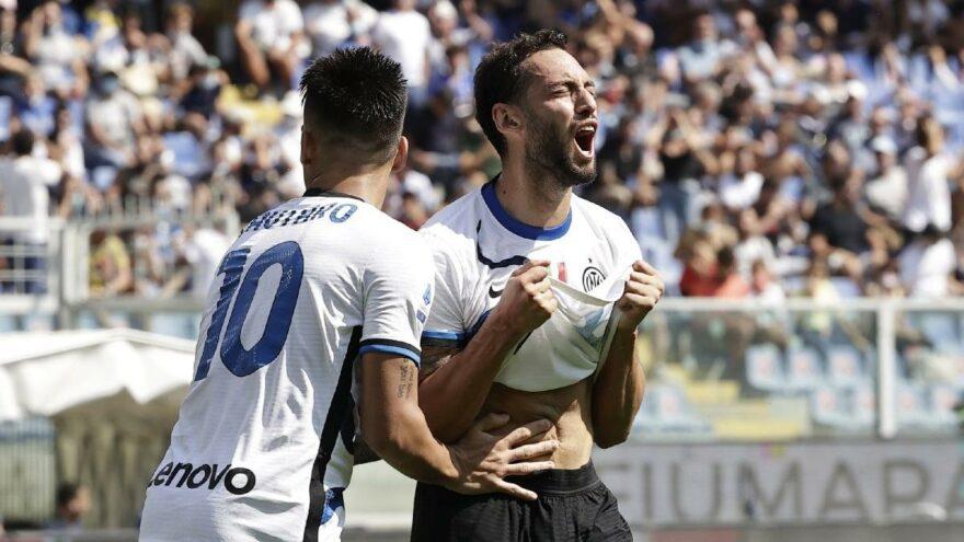 Inter kaçtı, Sampdoria yakaladı