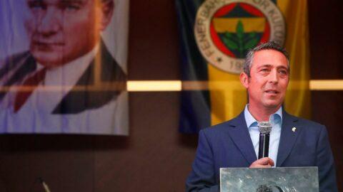 Fenerbahçe taraftarından tepki: 'Ali Koç buraya'