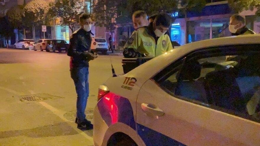 Alkollü ve ehliyetsiz yakalandı, karantinayı da deldiği ortaya çıktı