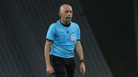 Trabzonspor Galatasaray maçının VAR hakemi belli oldu