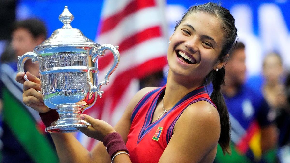 Amerika Açık şampiyonu oldu, takipçi sayısı 1.2 milyona yükseldi