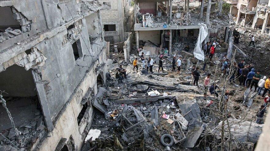 BM: Katar hibesi, Gazze'ye dağıtılmaya başlanacak