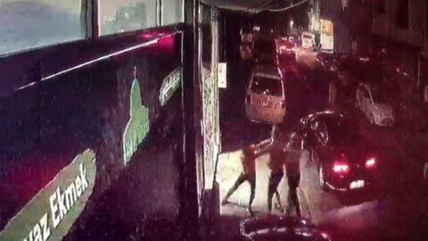 İş arkadaşını bıçakladı, benzinlikte kıskıvrak yakalandı