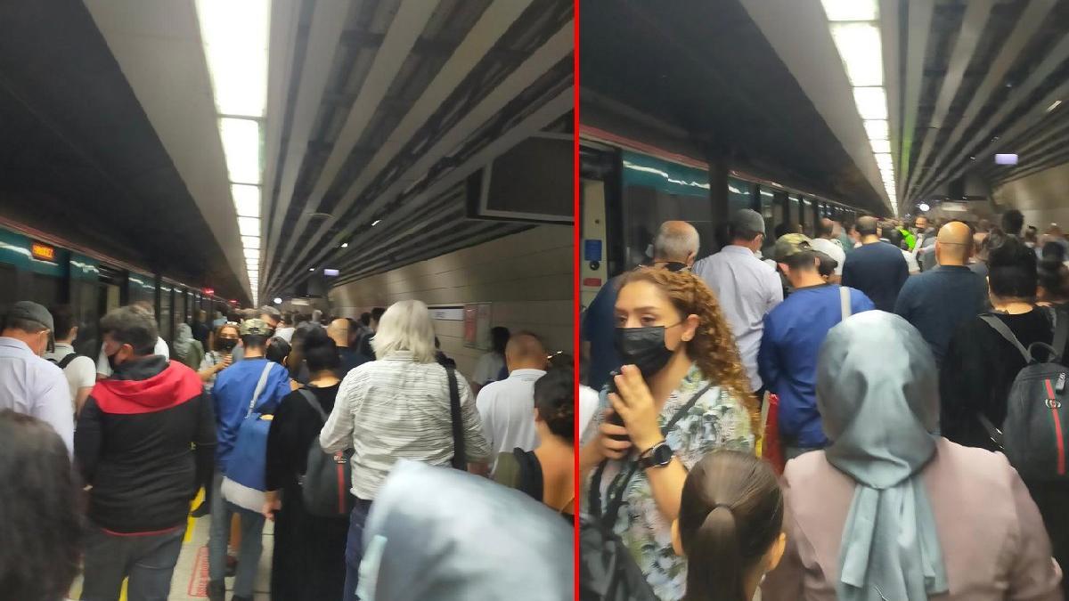 Marmaray'da arıza! İBB'den dikkat çeken açıklama