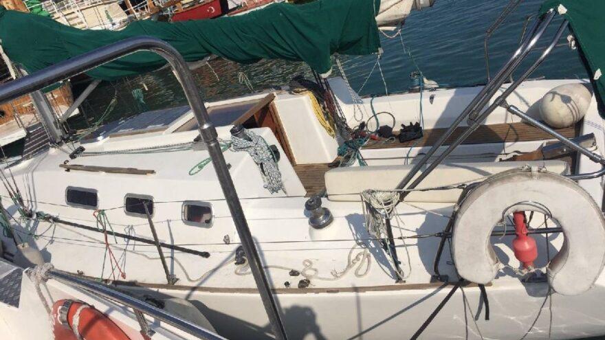 FETÖ'cü teğmenler 340 bin TL'lik tekneyle kaçamadan yakalandı