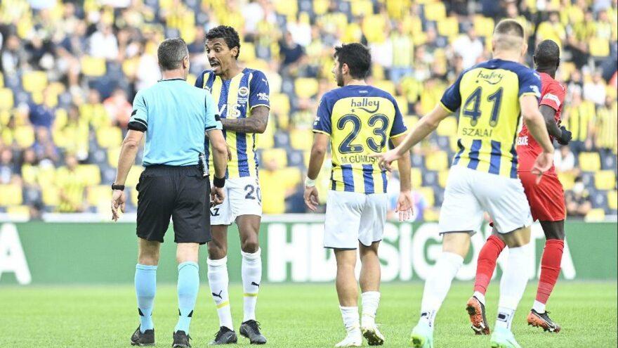 Sivasspor maçından sonra Fenerbahçe'den tepki: 'Bu ihanet'