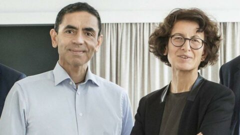 Pfizer'den aşı itirafı: Türeci ve Şahin'in ısrarı milyonlarca hayatı kurtardı