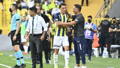 Rıdvan Dilmen'den olay Mesut Özil ve Vitor Pereira yorumu!