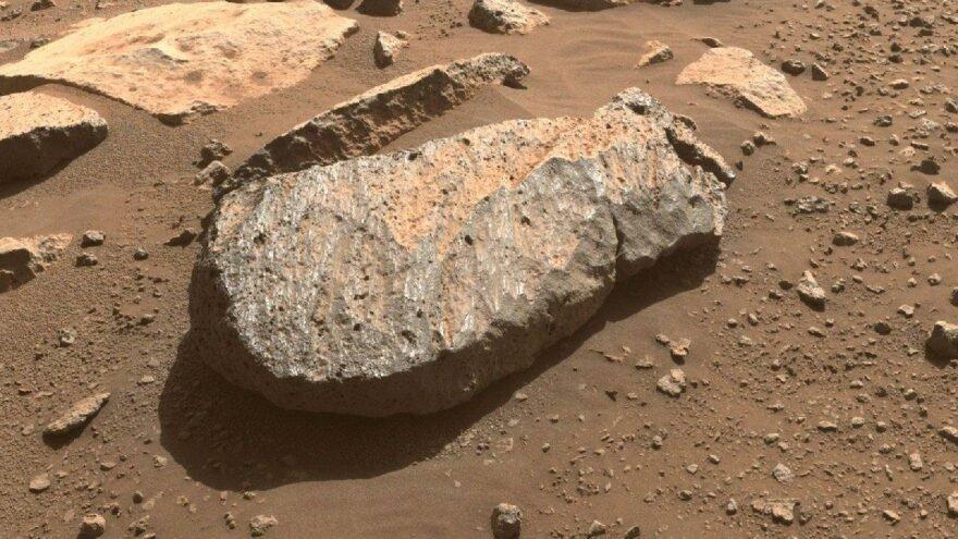Mars'ta yaşam ihtimali var mı? Toplanan örneklerle ortaya çıktı