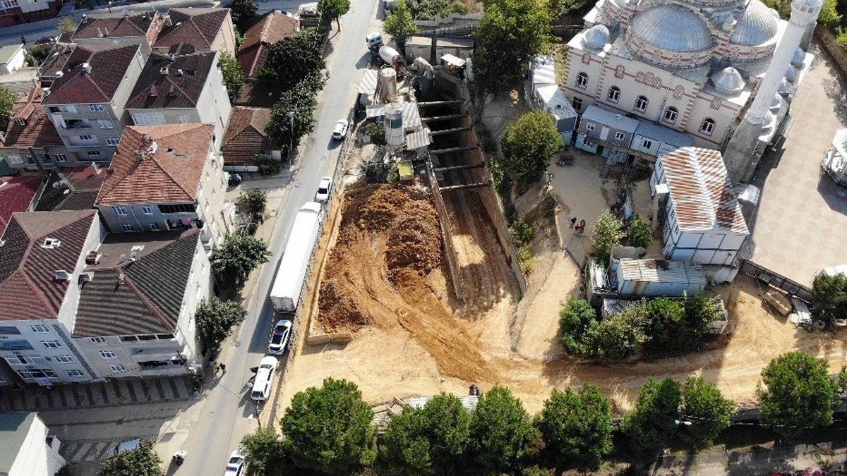 Sancaktepe'de metro inşaatında göçük: 1 ölü, 1 yaralı