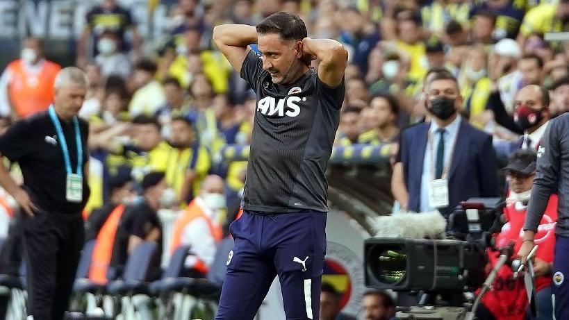 Fenerbahçe Teknik Direktörü Vitor Pereira: 'Ben bunları bahane olarak göstermem'