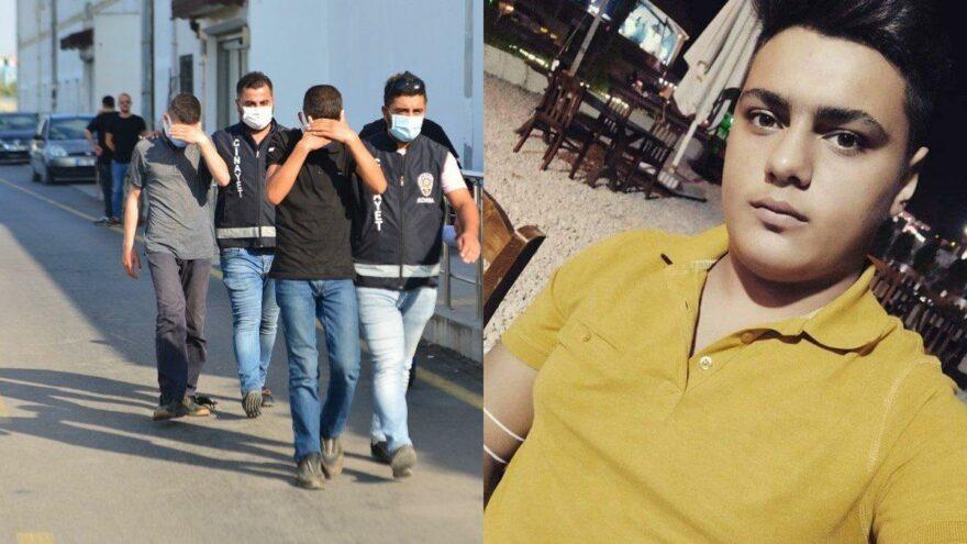13 yaşındaki Boran'ı 'yan baktın' kavgasında öldürüldü