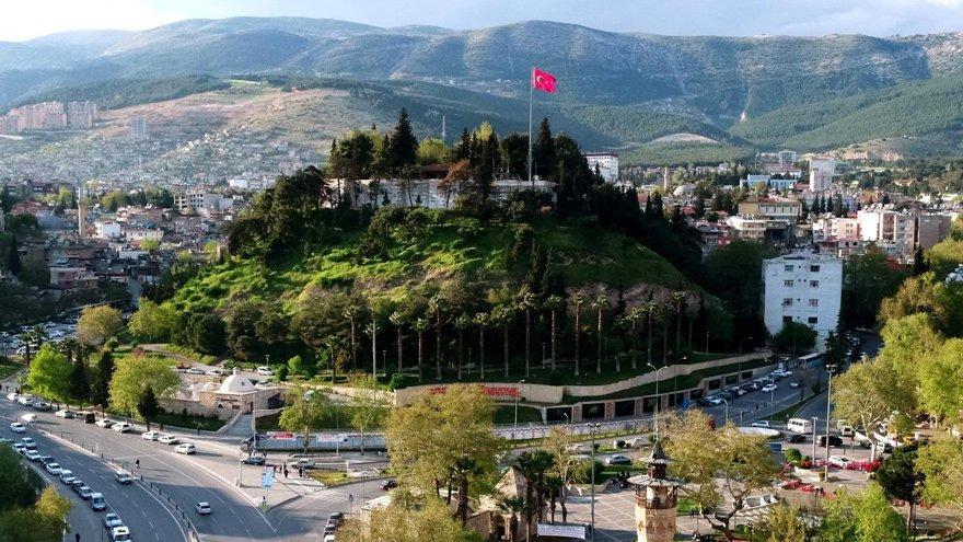 Kentin tarihi kalesini bile açılış listesine eklediler