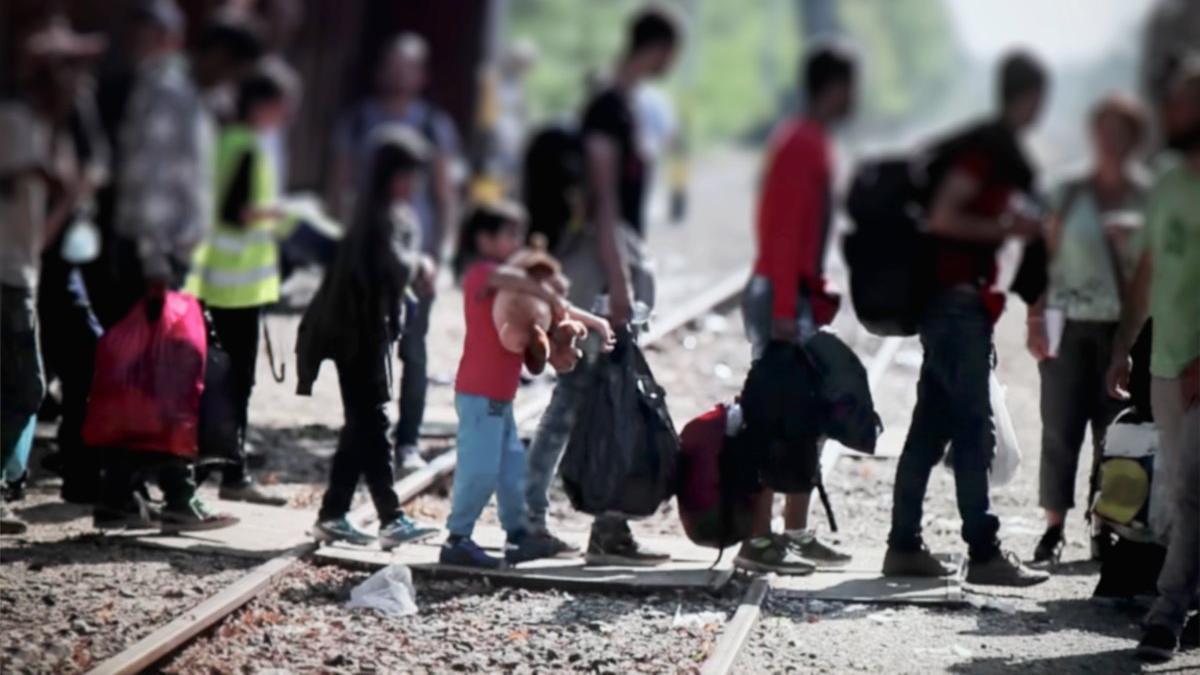 Kırklareli'nde 37 kaçak göçmen yakalandı