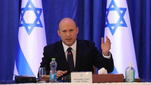 Bennett 10 yıl sonra Mısır'a giden ilk İsrail Başbakanı oldu