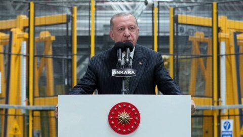 Erdoğan: Türk ekonomisini prangalarından kurtarmak için tarihi nitelikte birçok adım attık