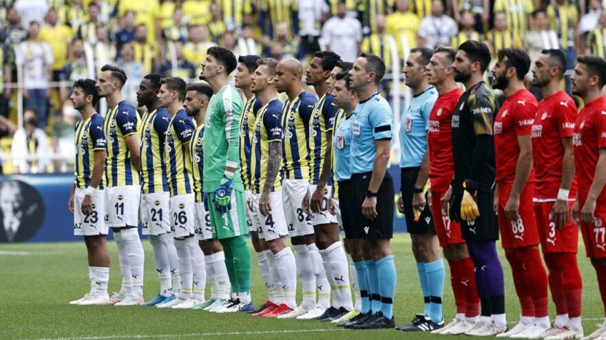 Fenerbahçe'den '11 dakika 52 saniye' tepkisi!