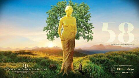 58. Altın Portakal Film Festivali'nin jüri üyeleri açıklandı