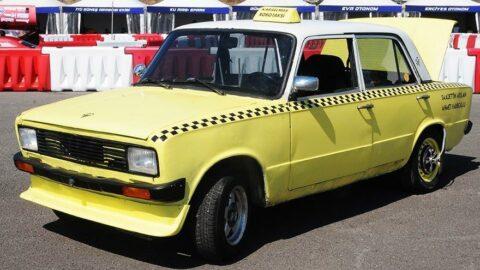 1989 model sürücüsüz Serçe... 15 bin TL'ye mal oldu