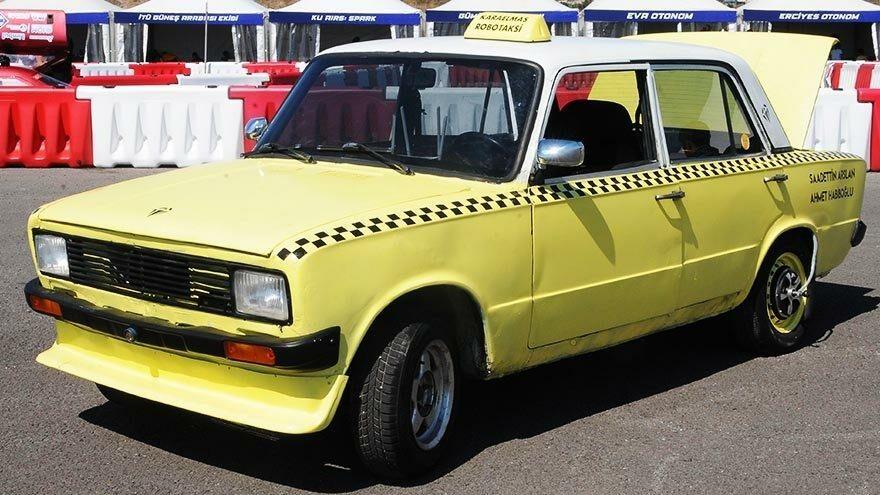 1989 model sürücüsüz Serçe… 15 bin TL'ye mal oldu