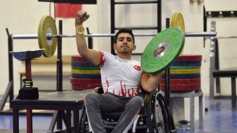 'Yapamazsın' dediler, halterde Türkiye şampiyonu oldu