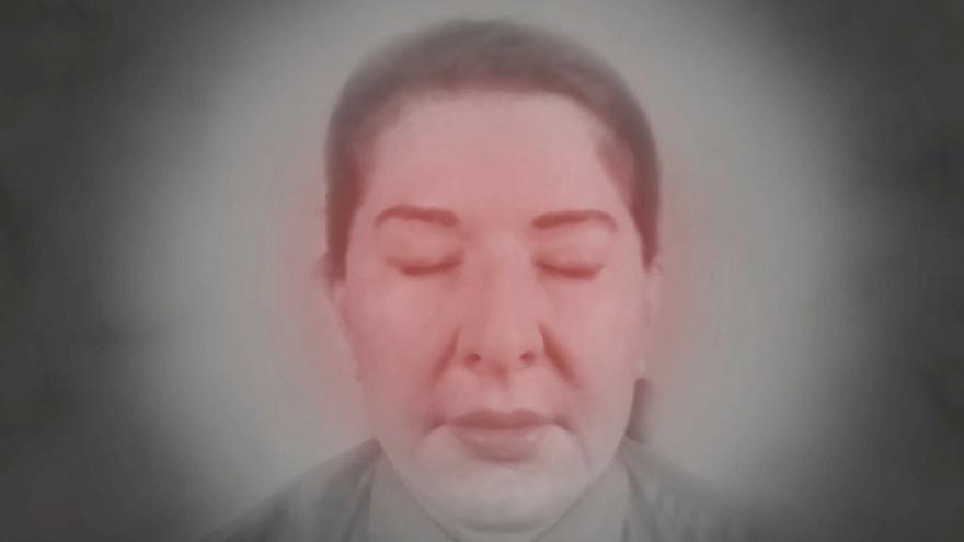 Performans sanatçısı Marina Abramović WeTransfer ile iş birliği yaptı
