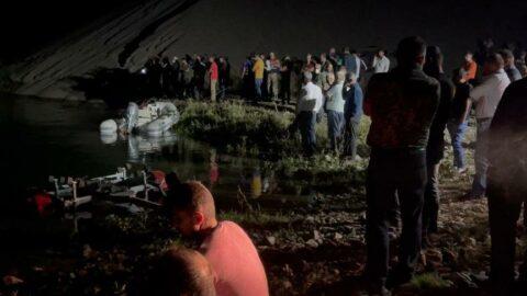 21 yaşındaki genç, Murat Nehri'nde boğuldu