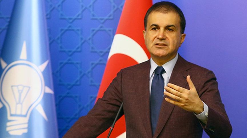 AKP Sözcüsü Ömer Çelik'ten 'laiklik' açıklaması