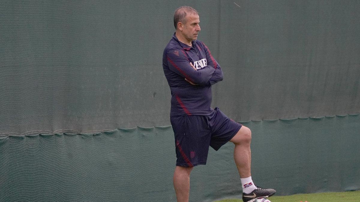 Trabzonspor'un Abdullah Avcı ile geri dönüşleri