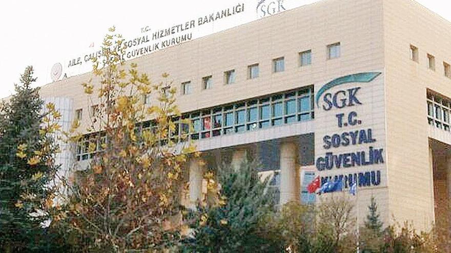 SGK'daki yolsuzluğu örtme operasyonu