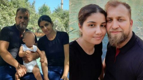 Saç ekimi için gittiği hastanede ölen İbrahim toprağa verildi