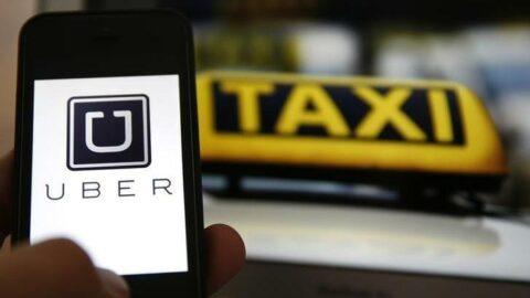 Hollanda'dan Uber sürücülerini destekleyen karar