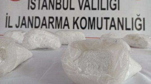 Kargoyla gelen 11 kilo kokaini Avcı yakaladı