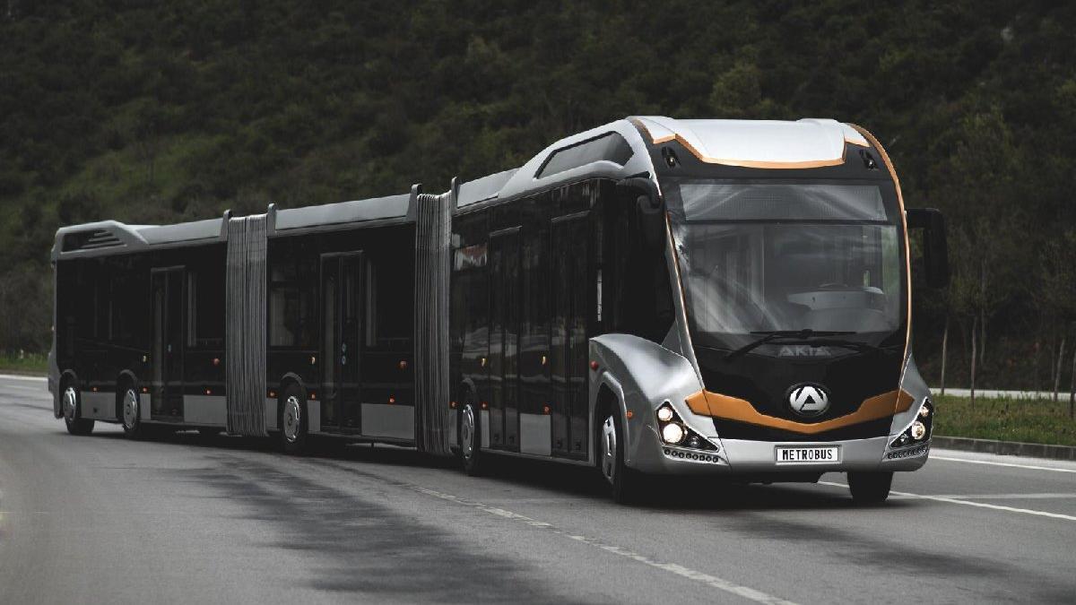 160 yeni metrobüs geliyor