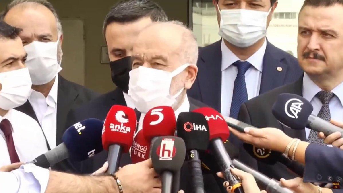 Karamollaoğlu, Oğuzhan Asiltürk'ün son durumu açıkladı